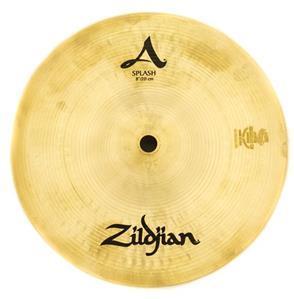 """Splash Zildjian A Series Traditional 08"""" Saldão (Avedis Linha Clássica)"""
