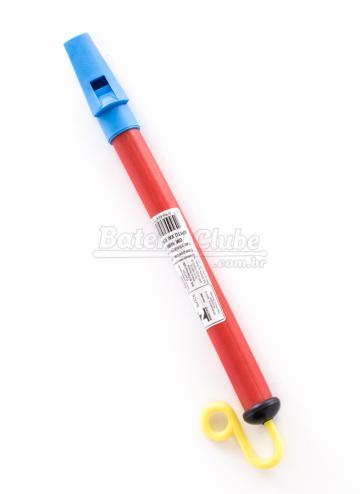 Apito Mágico Flauta Embolo JOG Vibratom F0048 (Musicalização Infantil)