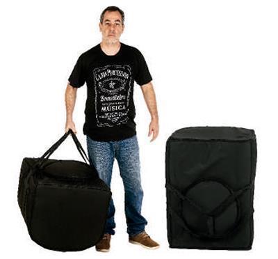 Bag de Gig Box Cajon Percussion Standard BB para Transportar Bateria Cajón Gig Box