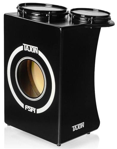 Bateria Cajón FSA Tajon Standard TAJ11 Preto Mini Bateria Cajón Kit Compacto com Ótima Sonoridade
