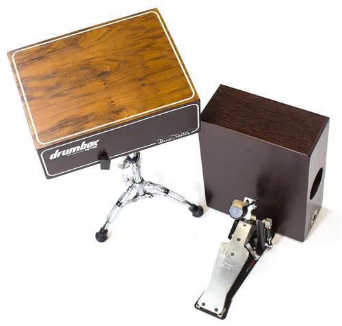 Bateria FSA Drum Box Signature Series Dudu Portes FT5001 Mini Bateria Cajón Kit Bumbo e Caixa