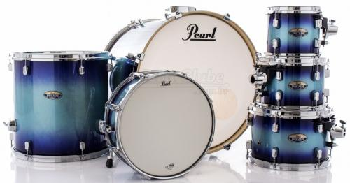 """Bateria Pearl Decade Maple Faded Glory Lacquer 22"""",8"""",10"""",12"""",16"""" (Shell Pack)"""