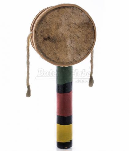 Cabulete Infantil JOG Vibratom P5211 Pele de Couro Natural (Musicalização Infantil)