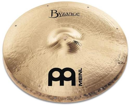Chimbal Meinl Byzance Brilliant Fast Hi-Hat 14""