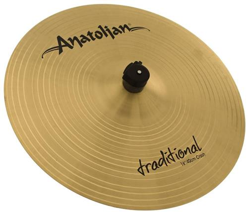 "Crash Anatolian Traditional 16"" Handmade Turkish"