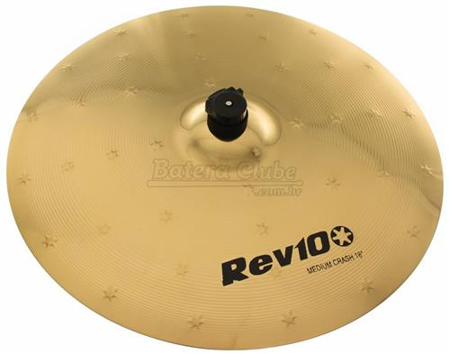 "Crash Orion Revolution Pro 10 Medium 18"" RV18MC em Bronze B10"