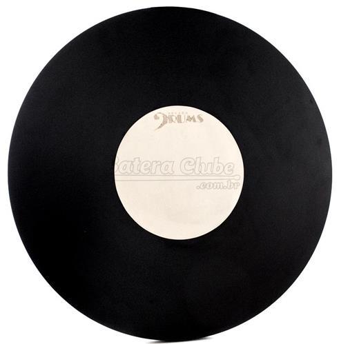 """Pad de Estudo Nevada Drums 16"""" com Tonalidade de Nota Musical"""