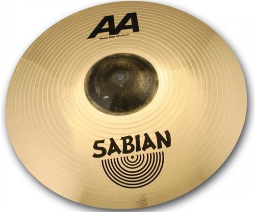 "Ride Sabian AA Metal Brilliant 20"" Extra Heavy"