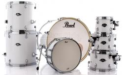 "Bateria Pearl Export EXX Series Mahogany Pure White 22"",8"",10"",12"",14"",16"" (Shell Pack)"
