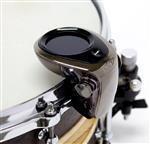Afinador de Tambores Cherub Drum Tuner DT-10 com Microfone Ativo e Captação de Nota e Ressonância