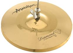 "Chimbal Anatolian Diamond Hybrid Mini Hats 12"" Handmade Turkish"