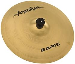 "Crash Anatolian Baris Brilliant 14"" Handmade Turkish"