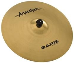 "Crash Anatolian Baris Brilliant Power 18"" Handmade Turkish"
