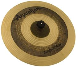 "Crash Anatolian Kappadokia Hybrid Thin 15"" Handmade Turkish"