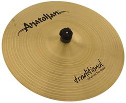 "Crash Anatolian Traditional Thin 16"" Handmade Turkish"
