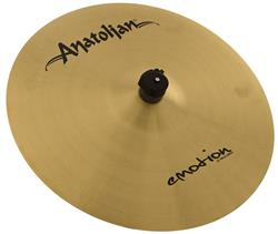 "Crash Anatolian Emotion 16"" Handmade Turkish"