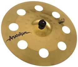 "Crash Anatolian Diamond Hybrid FX Impact 17"" Handmade Turkish (Estilo O-Zone e EFX)"
