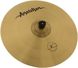 "Crash Anatolian Jazz Collection Honey 18"" Handmade Turkish"