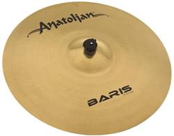 "Ride Anatolian Baris Brilliant 20"" Handmade Turkish"