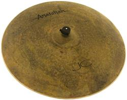 "Ride Anatolian Jazz Collection Chocolate Move 22"" Handmade Turkish"