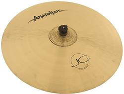 "Ride Anatolian Jazz Collection Honey 22"" Handmade Turkish"