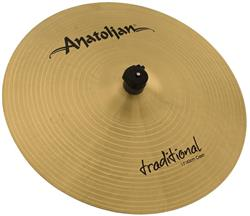 "Crash Anatolian Traditional 17"" Handmade Turkish"