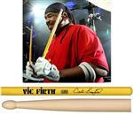 "Baqueta Vic Firth Signature Carter Beauford ""Padrão 5B"" (10263)"