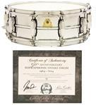 "Caixa Ludwig Supraphonic LM400 Limited 50th Anniversary 14x5"" Made USA Funk Legend"