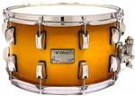 "Caixa Odery Eyedentity Maple Soft Gold 14x8"" Ballad Snare com Aros PowerHoop 2.3mm"