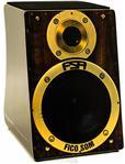 Cajón FSA Design Series Speaker FC6619 com Dupla Captação Ativa e Assento em E.V.A.