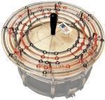 Chave e Sistema de Afinação Tru Tuner TT001 para tirar todos os parafusos de uma vez