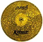 "Crash Krest Aged Brass Vintage Medium 16"" AB16MC"