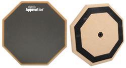 """Pad de Estudo Evans ARF7GM Apprentice 7"""" com Rosca Inferior para Fixação (010127)"""