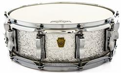 "Caixa Ludwig Legacy Series Silver Sparkle Maple Vintage Shell 14x5"" Made in USA"