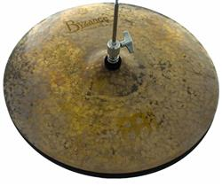 "Chimbal Meinl Byzance Vintage Pure Hihat 16"" B16VPH"