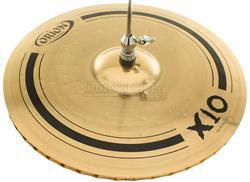 "Chimbal Orion X10 Hi-Hat 15"" SPX15HH Mastersound em Bronze B10"