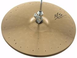 "Chimbal Orion MS Percussion ""Funk"" Hat 12"" MS12PH em Bronze B10 Handmade"