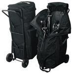 Bag de Ferragens Rockbag RB 22510B com Carrinho e Bag Independente para até 60kg de Ferragens