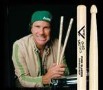 Baqueta Vater Signature Chad Smith VHCHADW (Padrão 5B) Funk Blaster Made in USA