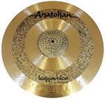 "Ride Anatolian Kappadokia Hybrid Heavy 21"" Handmade Turkish"