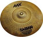 """Ride Sabian AAX Memphis Limited 21"""" Raw Dark Finish (Liquidação)"""