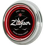 """Relógio de Parede Zildjian Neon 17"""" ZNC17EU Energia 220V"""