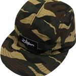 Boné Zildjian Hat 5 Panel Camouflaged T4541