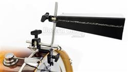 Clamp Torelli TA421 para Fixar Cowbell, Percussão e Acessórios no Bumbo