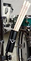 Porta Baquetas Vater VSHM Multi Pair Stick Holder com Clamp para Fixar em Ferragens