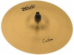 "Crash Zeus Custom Series Traditional 16"" em Bronze B20 ZCC16"