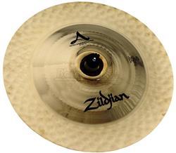 "China Zildjian A Series Brilliant Ultra Hammered 19"" (Acervo) US$ 269"