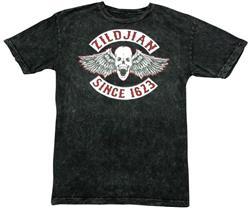 Camiseta Zildjian Biker T6804 Tamanho Extra Grande (XL)