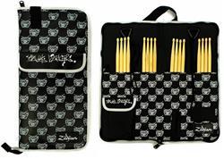 Bag de Baquetas Zildjian Travis Barker Signature TRAV2 Blink 182 Padrão Top de Linha