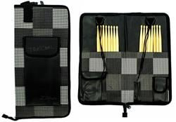 Bag de Baquetas Zildjian Tré Cool Signature TRESB2 Green Day com Diversas Divisões e Alto Padrão
